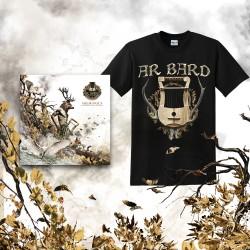 AR BARD - Pack Cd + Tshirt Aremorica, des Hommes, des Rois et des Dieux
