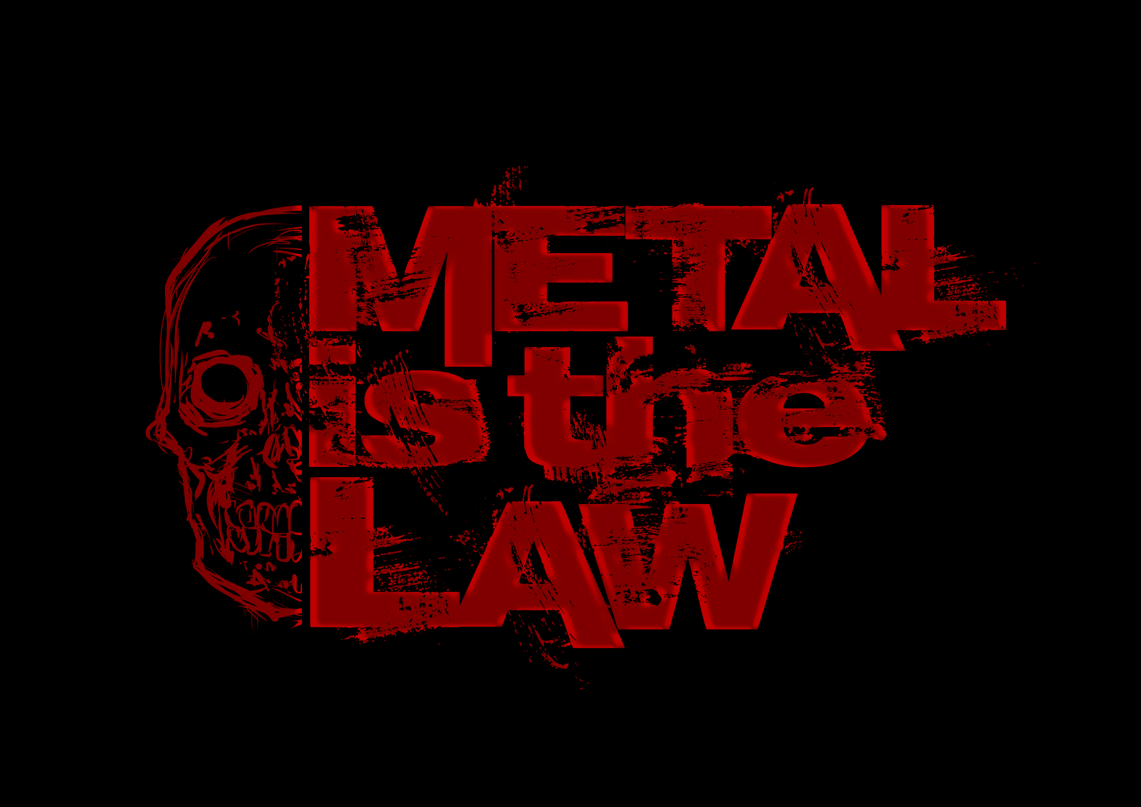 Metal-is-the-Law 01 RED