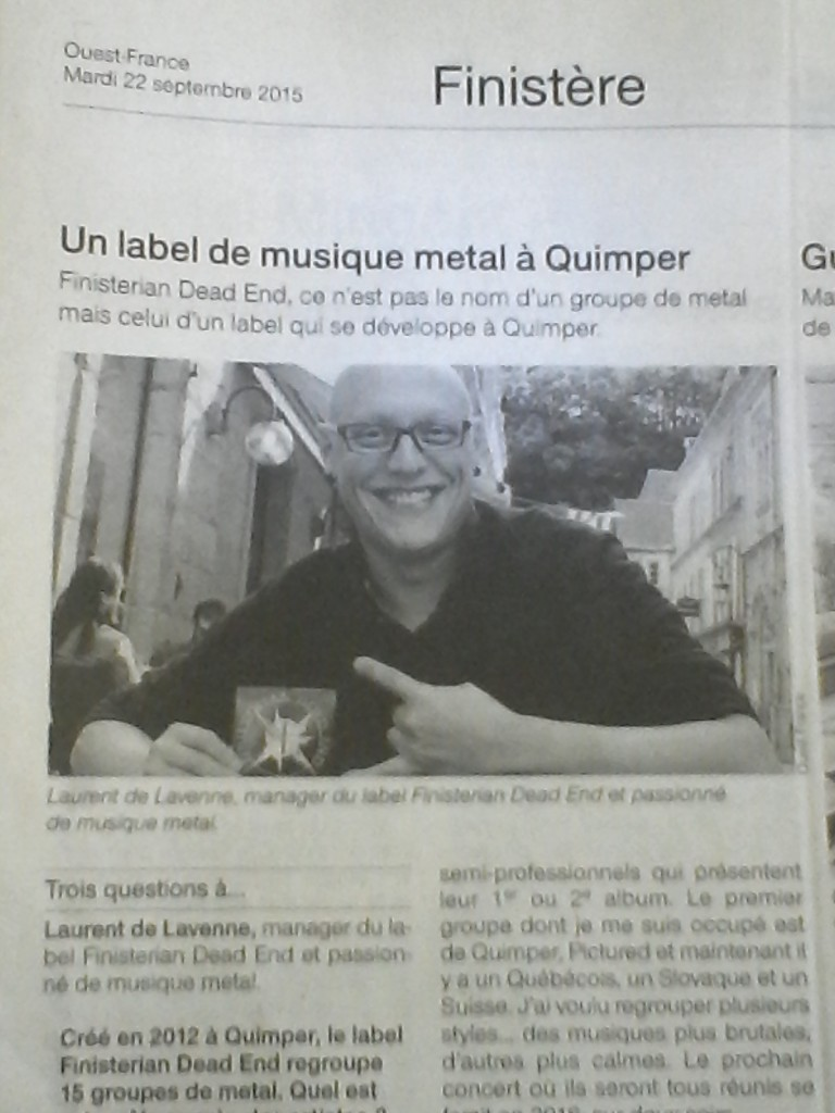 Ouest France FDE