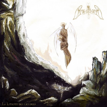 Angellore - 2015 La Litanie des Cendres Extra Limited gatefold digipack edition