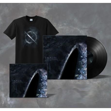 IXION - L'Adieu aux Etoiles CD+LP+TSHIRT