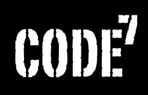Code7(b&w)