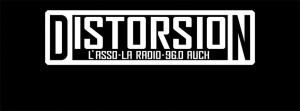 LOGO DISTORSION RADIO