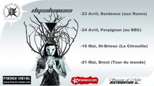 concerts DYSILENCIA
