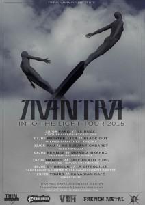 concerts Mantra Into The Light Tour 2015