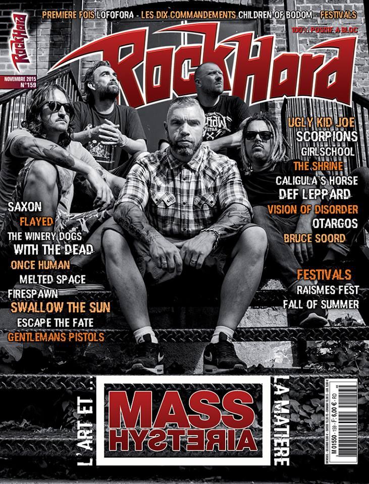 ROCK HARD Mag 07 11